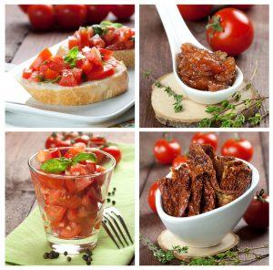 Tomaten sind nicht nur lecker, sondern auch gesund. Und das in vielen Varianten.