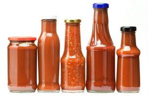 Ketchup hat seinen Ursprug in China, wurde aber erst in den USA zu dem, was wir heute als Ketchup kennen.