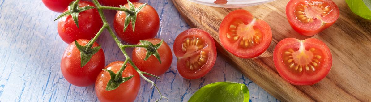 Tomaten-Welt