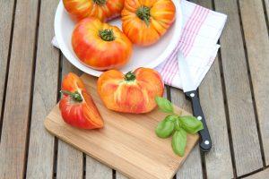 Tomaten beliebtes Lebensmittel