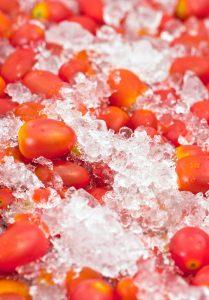 Tomaten einfrieren Anleitung