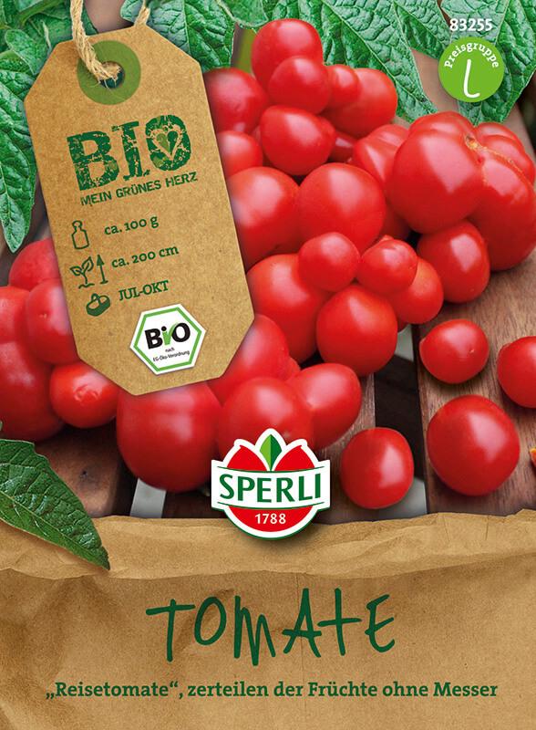 Bio-Tomate 'Voyage' von SPERLI