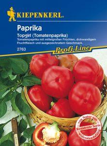 Tomatenpaprika ´Topgirl` im Online Shop kaufen