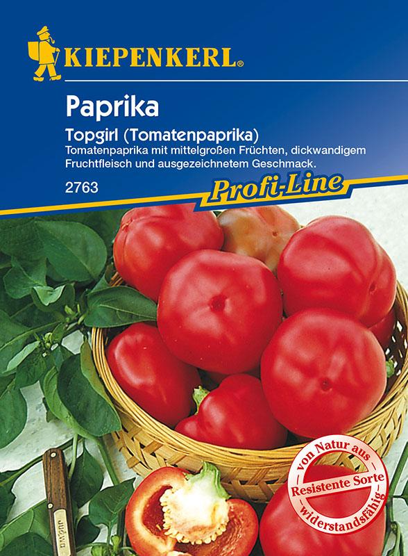 Tomatenpaprika 'Topgirl' von Kiepenkerl