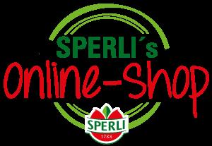 Logo SPERLI Onlineshop