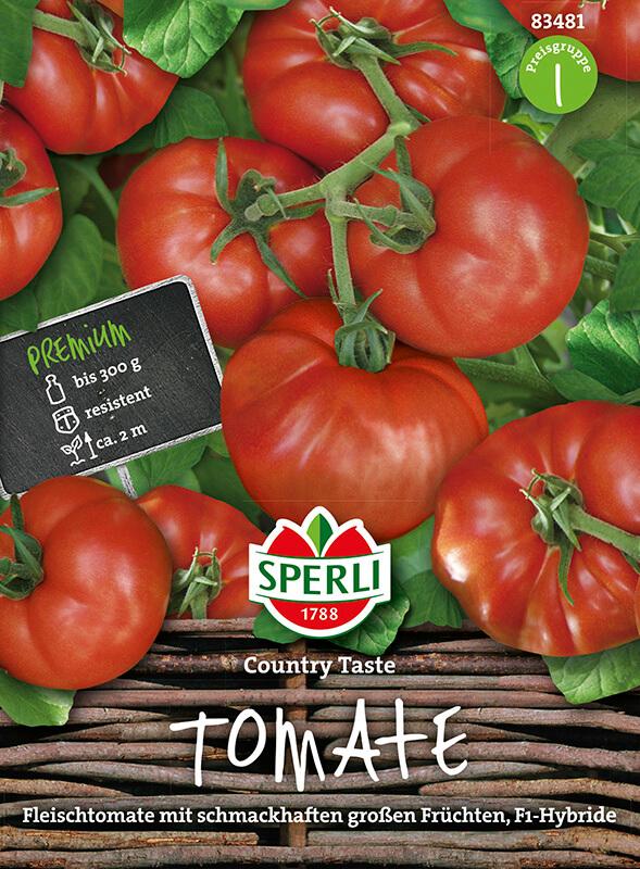 Fleischtomate 'Country Taste' (F1) von SPERLI
