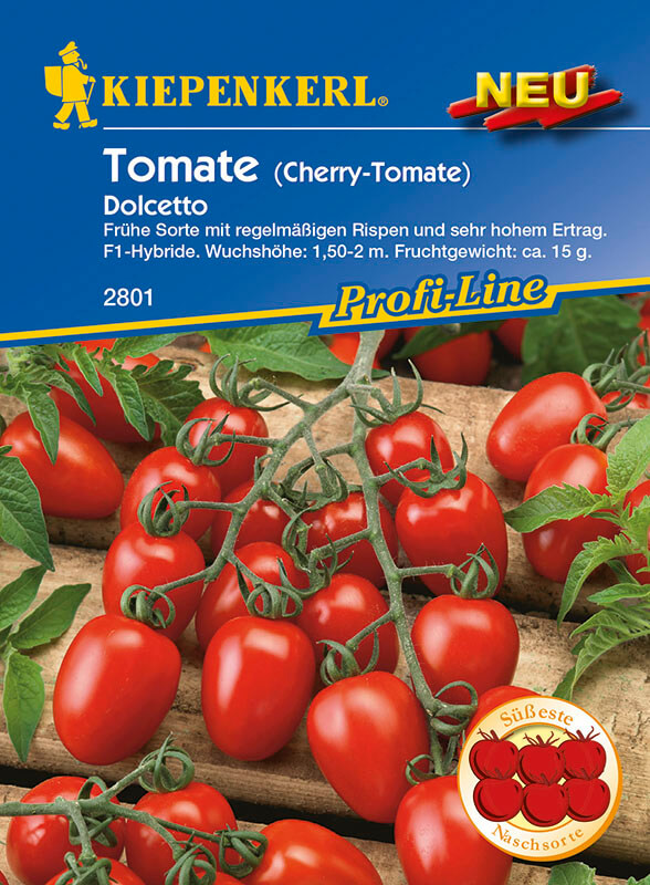 Cherrytomate 'Dolcetto'